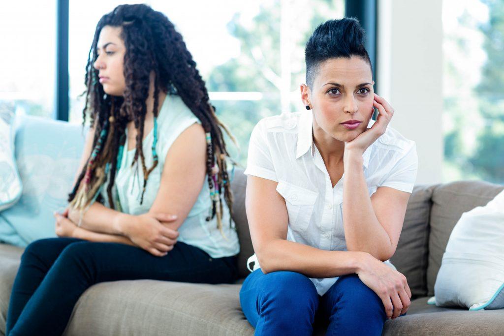 Psicologa coppia lesbica