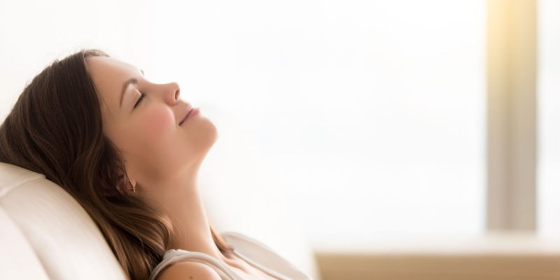 Rilassamento progressivo ansia e insonnia