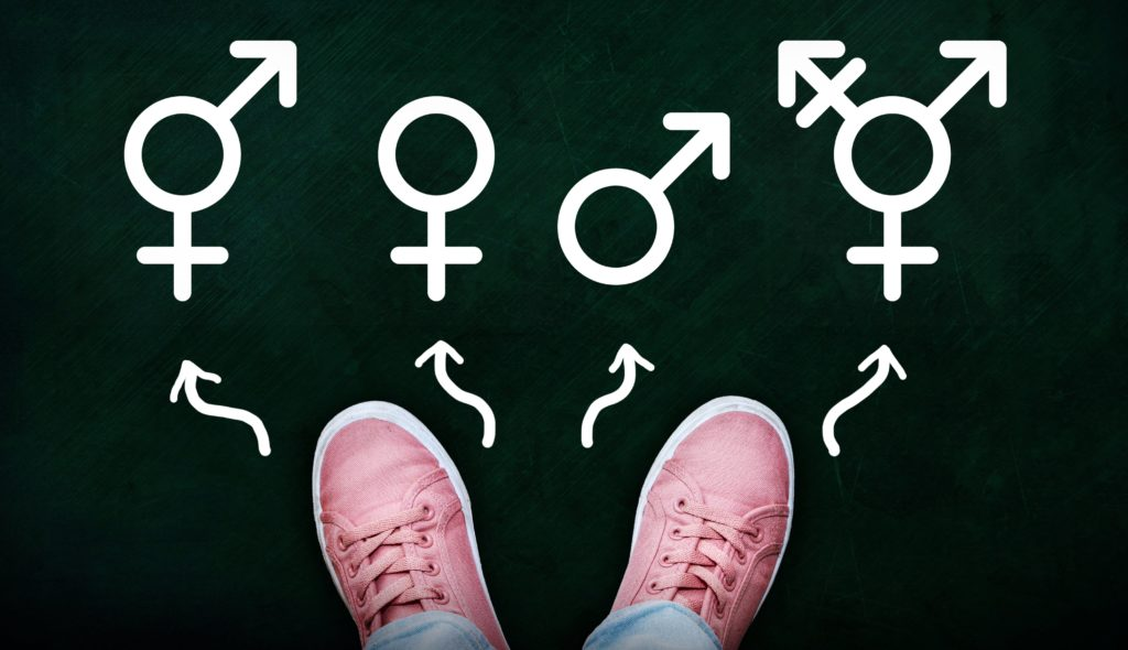 Disforia di genere transessuali